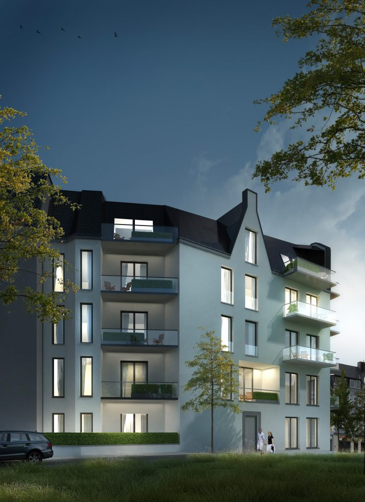 Neubau Projekt Dortmund Phönixsee
