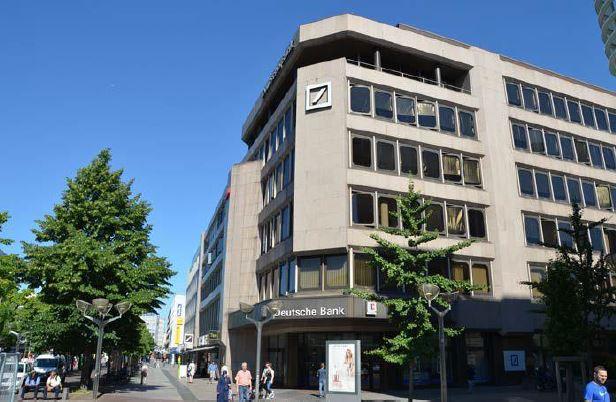 Bestandsobjekt: 47051 Duisburg Königstraße 7-11 | Mieter Deutsche Bank und Stadt Duisburg